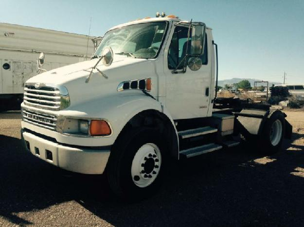 Sterling m7500 single axle daycab for sale