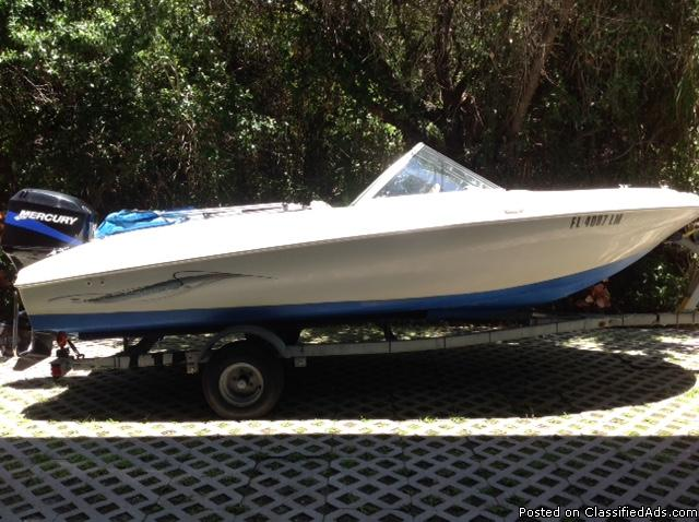Excellent Buy - Boat and Trailer