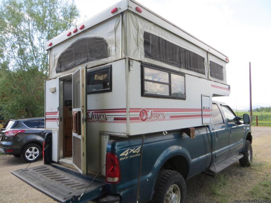 Jayco Sportster Truck Camper