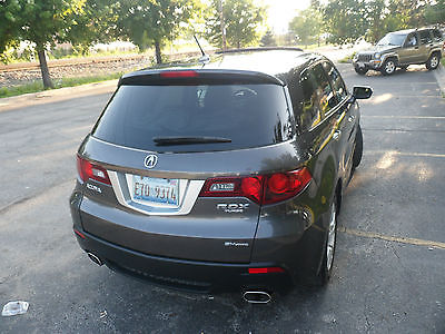 Acura : RDX SH-AWD Sport Utility 4-Door TURBO AWD
