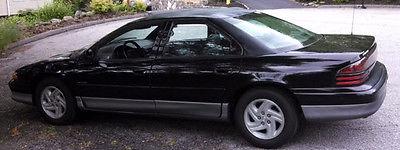 Dodge : Intrepid ES Sedan 4-Door 1997 black dodge intrepid es 186 k miles new motor 75 k new brakes
