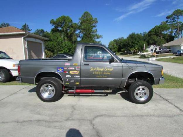 1989 Chevrolet S10 for: $11499