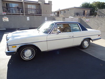 Mercedes benz 200 series 2 door coupe hardtop cars for for Mercedes benz 2 door coupe for sale