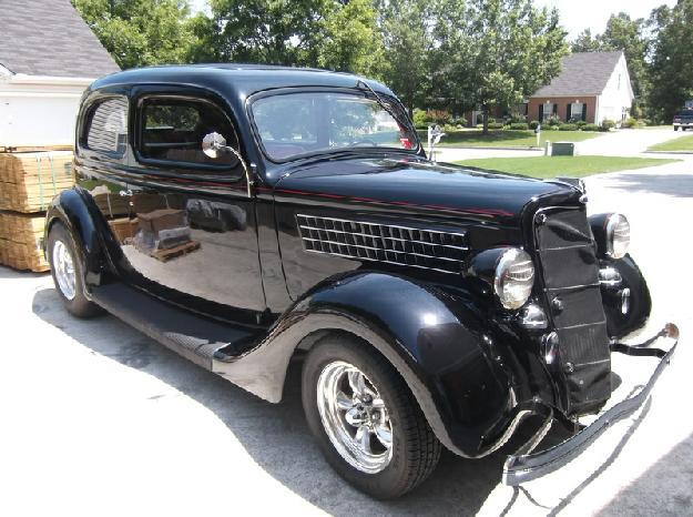 Ford slant back sedan cars for sale for 1935 ford 2 door sedan