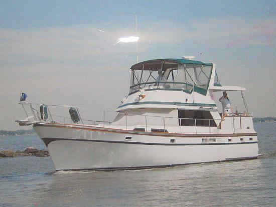 1987 President 41 Double Cabin Motoryacht