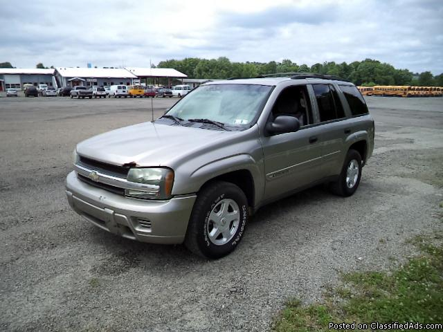 2002 chevy blazer 4x4 cars for sale. Black Bedroom Furniture Sets. Home Design Ideas