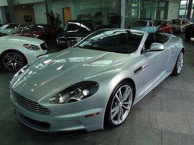 Aston Martin : DBS Volante Convertible 2-Door 2011 aston martin