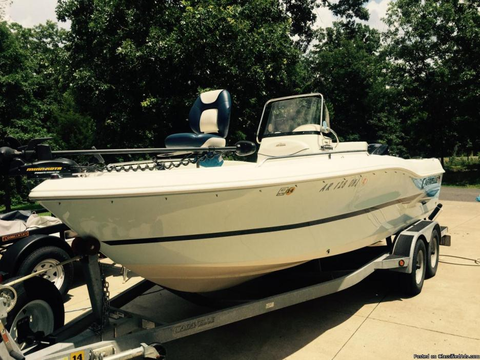 2006 Caravelle Sea Hawk 200 Center Console