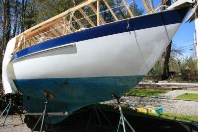 1979 Morris Yachts Leigh 30