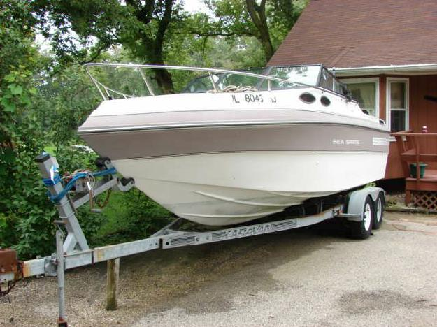 Deep V Cuddy Cabin Boats For Sale