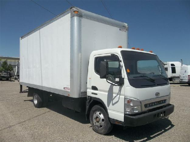 Sterling 360 straight - box truck for sale