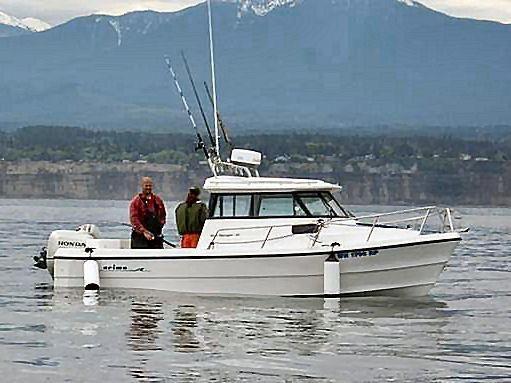21' Arima Sea Ranger 21