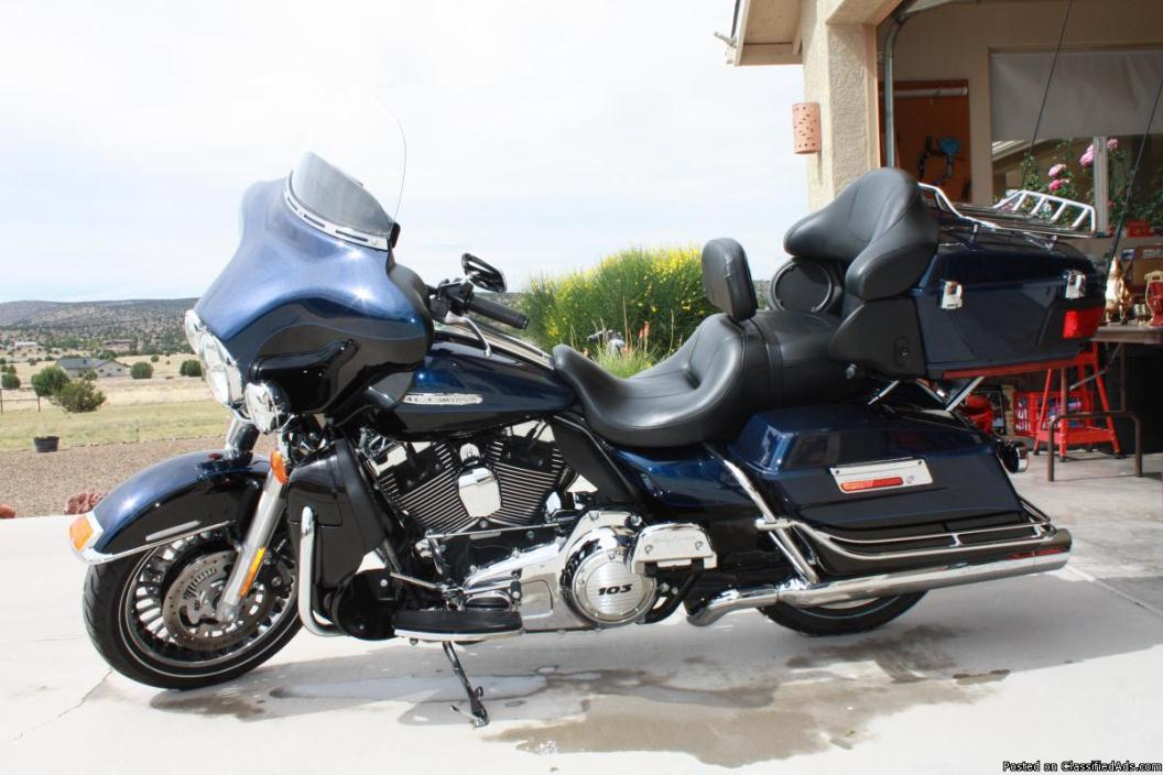 Electra Glide Limited 2012