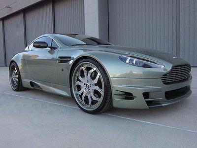 Aston Martin : Vantage V8 Vantage 2007 aston martin v 8 vantage base hatchback 2 door 4.3 l