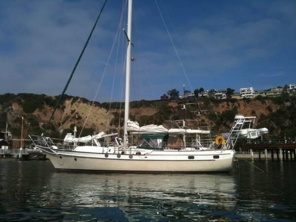 1979 44' CSY Caribbean Sailing Yachts
