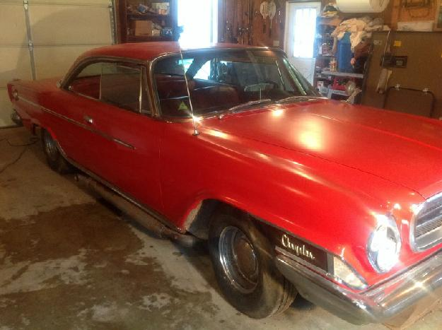 1962 Chrysler 300 for: $6900