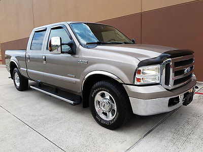 Ford : F-250 Lariat Crew Cab Short Bed 6.0L Power Stroke Diesel 2005 ford f 250 sd lariat crew cab short bed 6.0 l power stroke diesel 2 wd