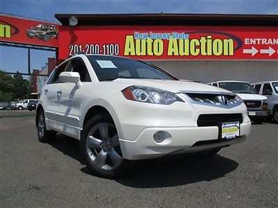 Acura : Other AWD 4dr AWD 4dr Acura RDX Leather Sunroof AWD Turbo SUV Automatic Gasoline 2.3L 4 Cyl Wh