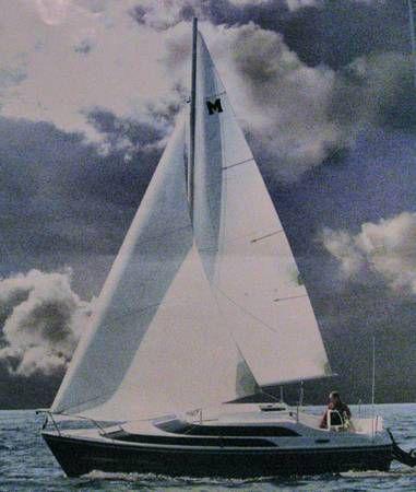 2007 MacGregor Sailboats 26M