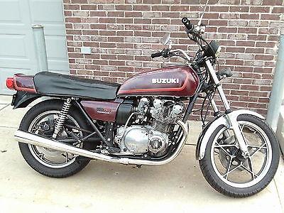 Suzuki Gs 750 Motorcycles For Sale