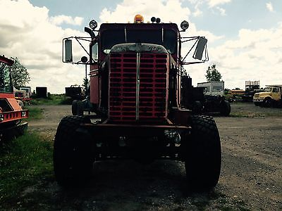 1970 Oshkosh 4x4 Truck Used Make an Offer!