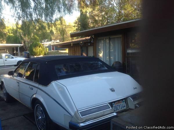 1985 Cadillac Seville Cars for sale | 600 x 448 jpeg 41kB