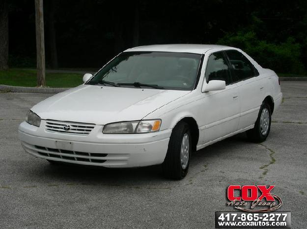 1997 Toyota Camry LE - Cox Auto Group, Springfield Missouri