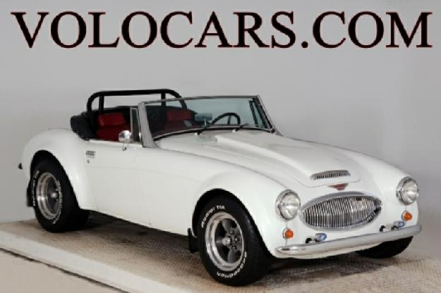 1962 Austin Healey 3000 MK3 for: $22998