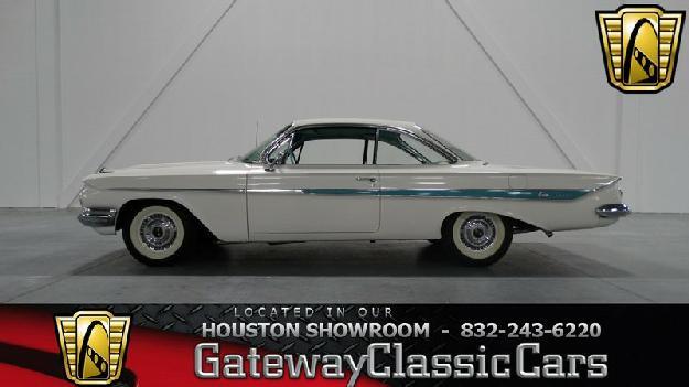 1961 Chevrolet Impala for: $40995
