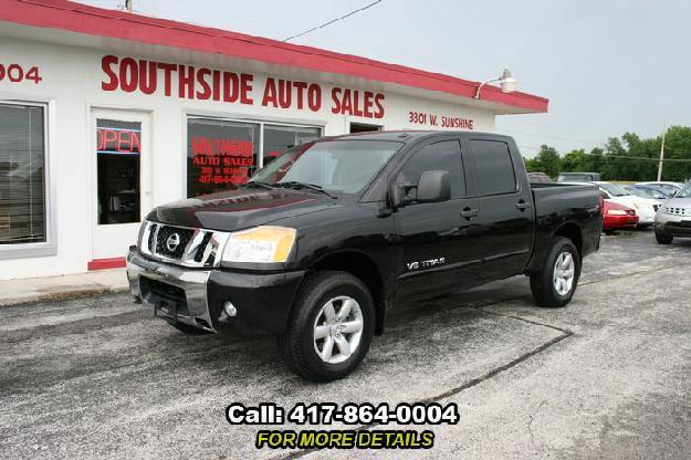 2012 Nissan Titan SV - Southside Auto Sales, Springfield Missouri