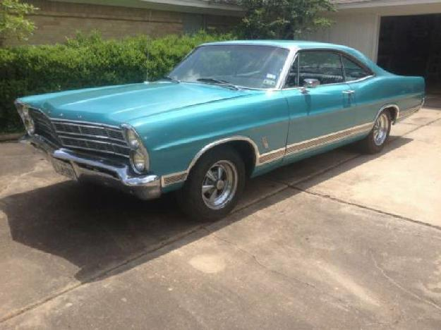 1967 Ford Galaxie 500 for: $20899