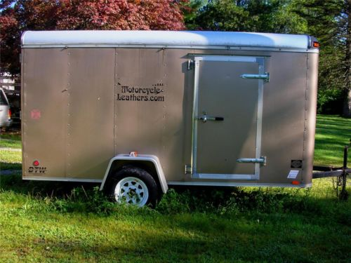 2006 Cargo Enclosed Trailer Rvs For Sale