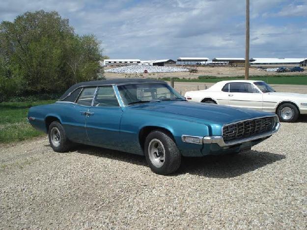 1968 Ford Thunderbird Landau for: $11500