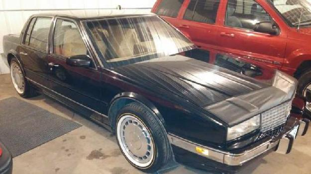 1990 Cadillac Seville for: $16000