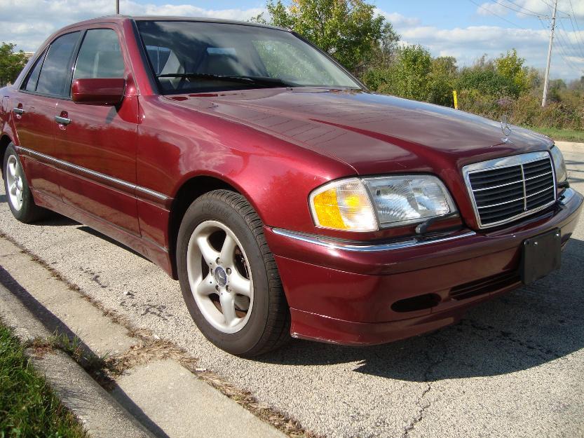 2000 MercedesBenz C280