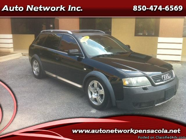 2001 Audi allroad *GUARANTEED APPROVAL!! SEE IT TODAY!!*...