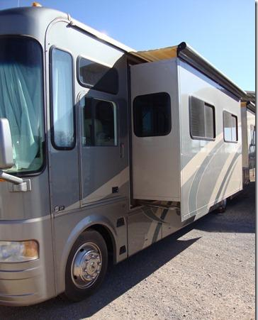 2006 Georgia Boy Luxury 3795TS