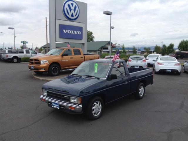 1989 Nissan Hardbody