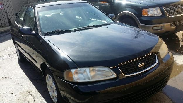 2001 Nissan,Sentra