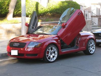 2001 Audi TT 63382UrgentSale