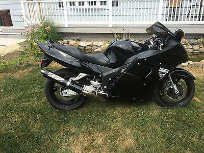 Honda : CBR Honda CBR 1100XX Blackbird
