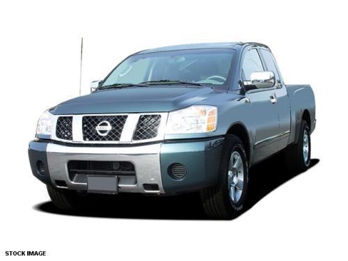 2006 Nissan Titan XE FFV