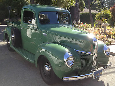 Ford : Other Pickups Stock 1941 ford 1 2 ton pickup truck