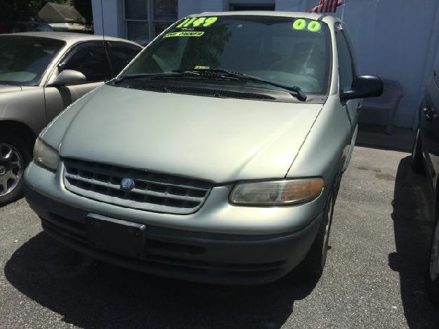 2000 Plymouth Voyager Base - Pop & Son Auto Sales, Chesapeake Virginia