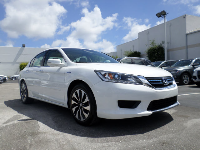 2015 Honda Accord Hybrid EX-L West Palm Beach, FL