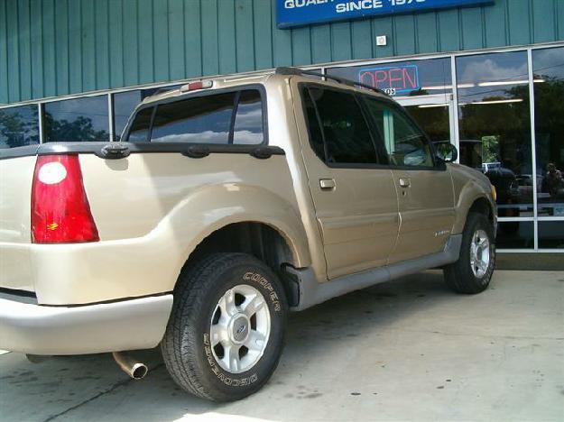 2001 Ford Explorer Sport Trac - Edward Motor Company, Hot Springs Arkansas