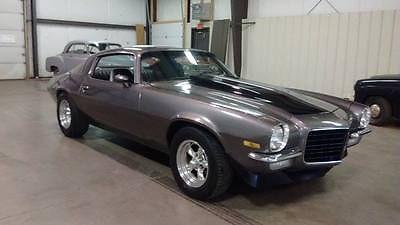 Chevrolet : Camaro 2-DOOR 1972 camaro 350 california car low miles driver crate engine hot rod