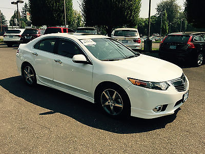 2013 acura tsx white cars for sale. Black Bedroom Furniture Sets. Home Design Ideas