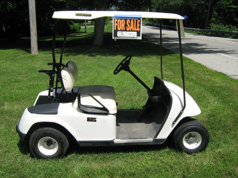 golf cart ezgo electric ez go