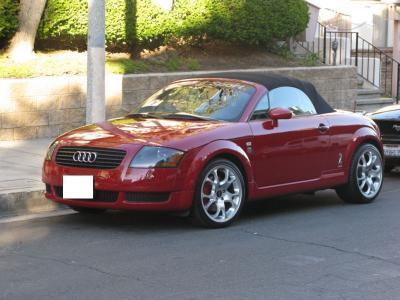 2001 Audi TT 55006URGENTSALE